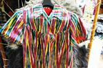 Платье из хан-атласа, р52